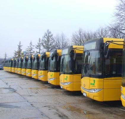 autobus Dzisiaj w Gliwicach